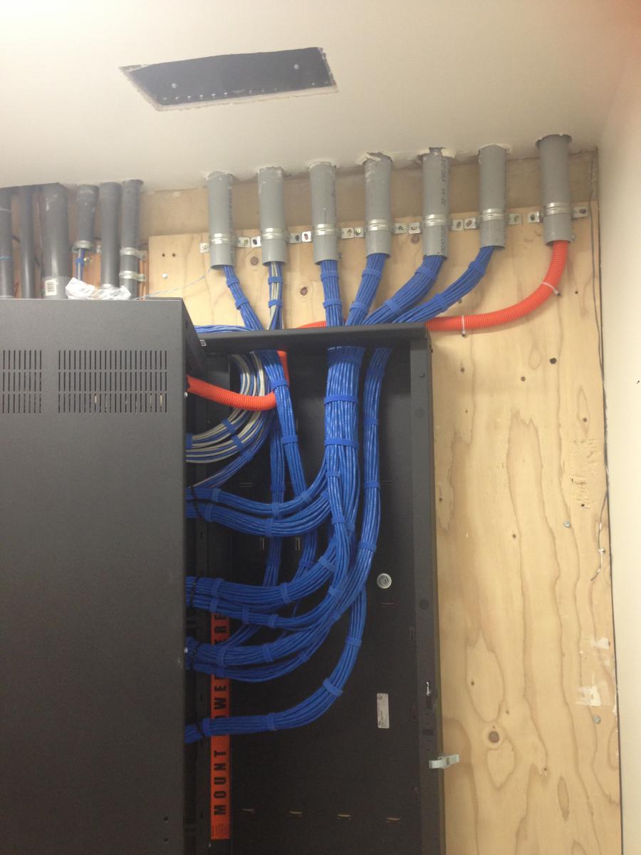 Data Wiring Fairfield Electric, Victoria, BC