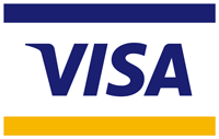 Visa Card logo Payment Method Accepted at Fairfield Electric Victoria BC